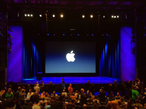 Apple Keynote Startbild