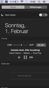 iTunes-Notification-Center
