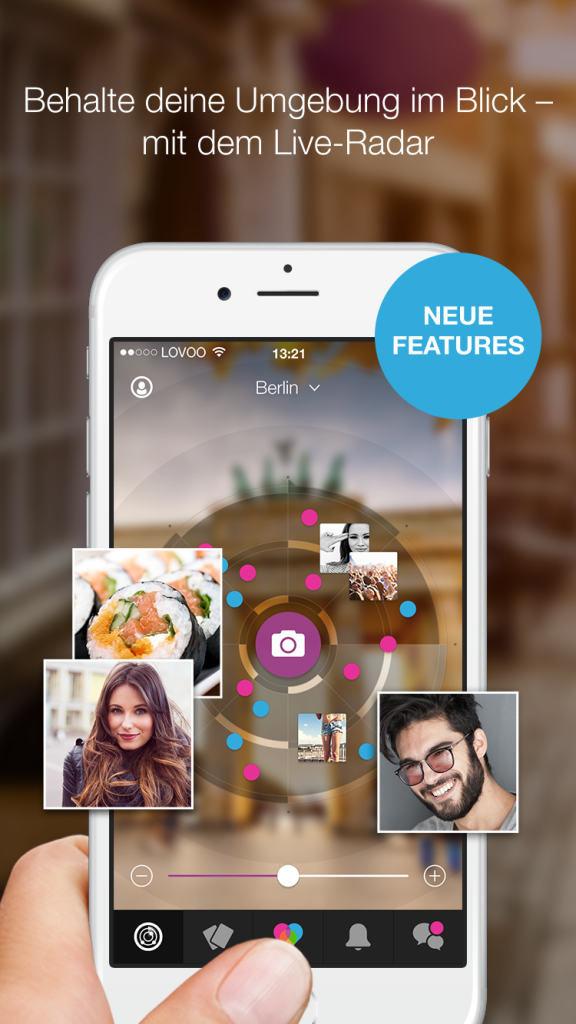 Standort Dating-App iphone