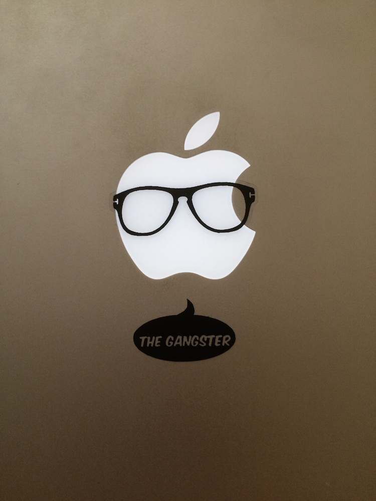 Steekly MacBook Sticker
